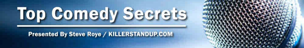Top Comedy Secrets