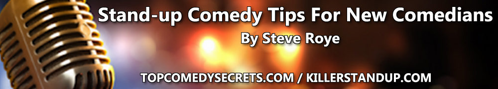 Stand-up Comedy Advice And Tips