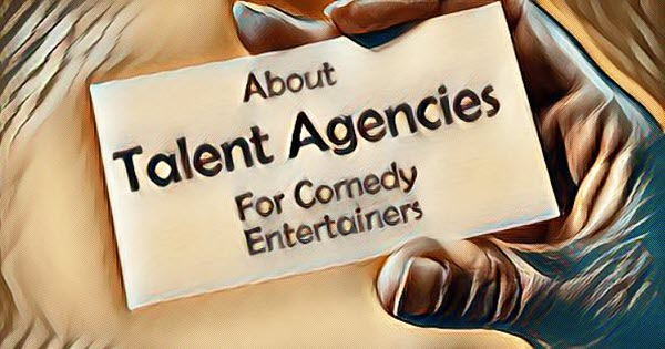 comedian talent agencies
